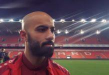 Sinan Bolat Royal Antwerp FC reactie Bosuil