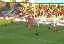 Antwerp Eupen Fans Kehrweg
