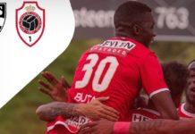 Eupen Antwerp 1-2