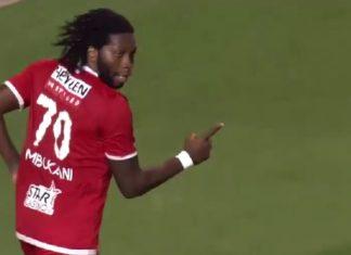 Mbokani Antwerp FC play-off 1