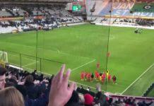 Fans Antwerp verplaatsing Cercle Brugge