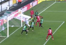 William Owusu Antwerp FC goal Cercle Brugge