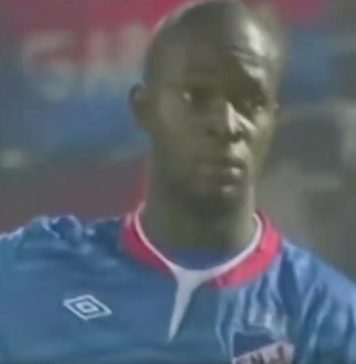 Bruno Ibeh tester Royal Antwerp FC