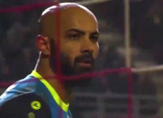 Sinan Bolat keeper R Antwerp FC