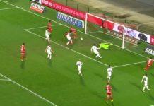 Jonathan Bolingi Antwerp FC AS Eupen goal