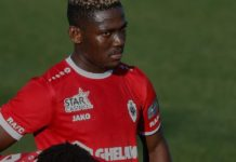 Daniel Opare Royal Antwerp F.C.