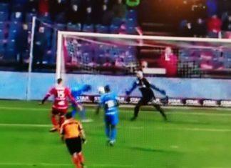 Sinan Bolat Antwerp Genk 1-0