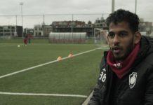 Faris Haroun Antwerp FC bank