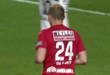 Ritchie De Laet Royal Antwerp FC