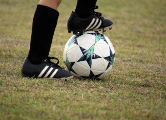 voetbal bal training
