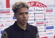 Manuel Benson R Antwerp FC reactie voorstelling