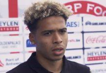 Manuel Benson R Antwerp FC reactie voorstelling closer