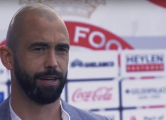 Steven Defour Royal Antwerp FC interview voorstelling