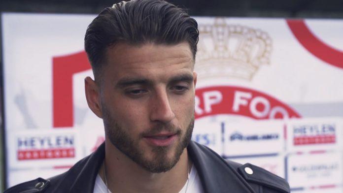 Wesley Hoedt Royal Antwerp FC interview voorstelling