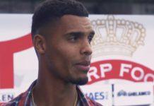 Zinho Gano R Antwerp FC reactie voorstelling